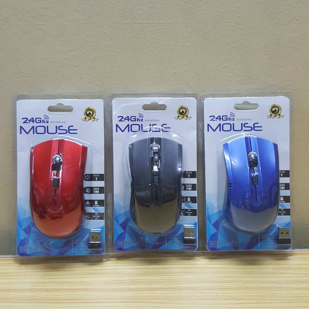 JITE Portable Wireless Mouse