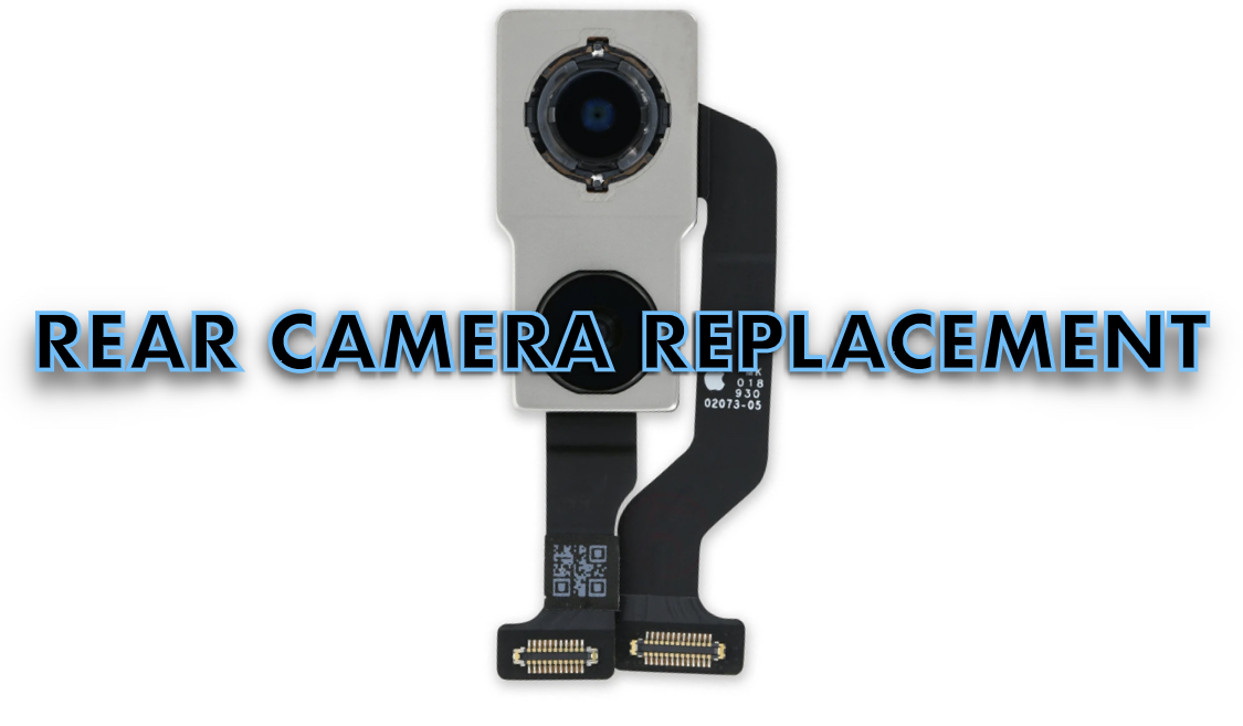iPhone 11 Rear Camera