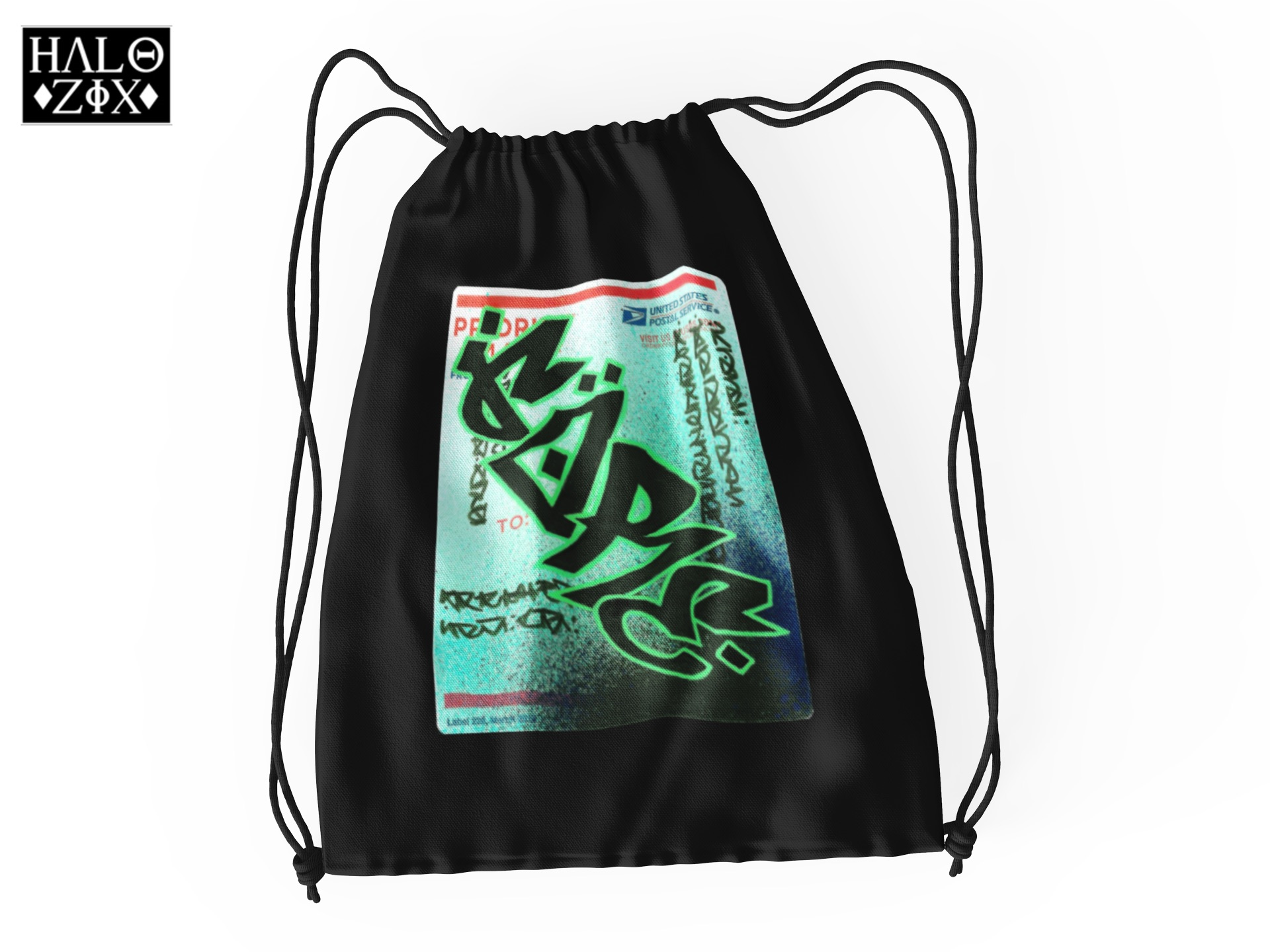 Gore Drawstring Bag NEW