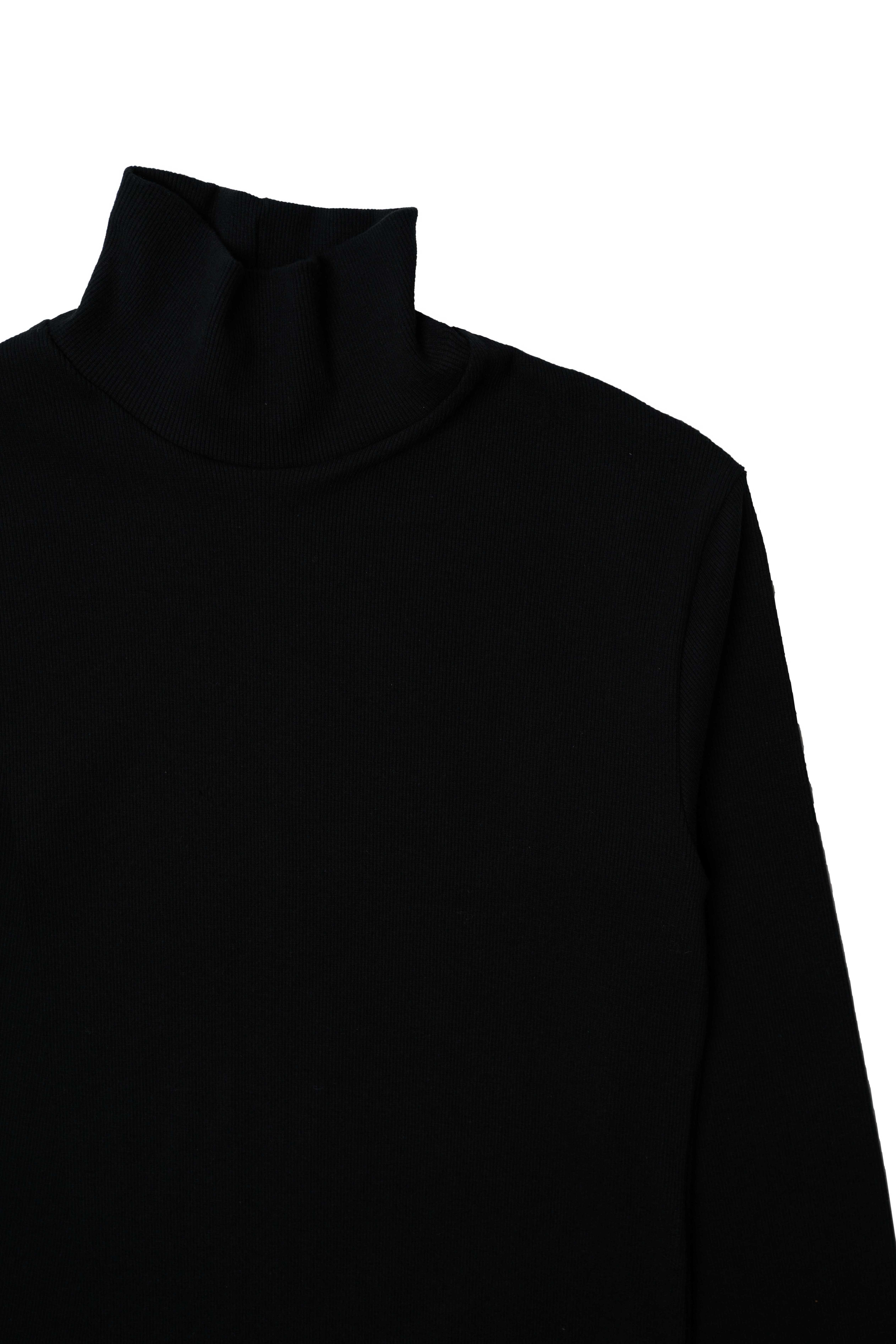 Polo Neck | Temple Black