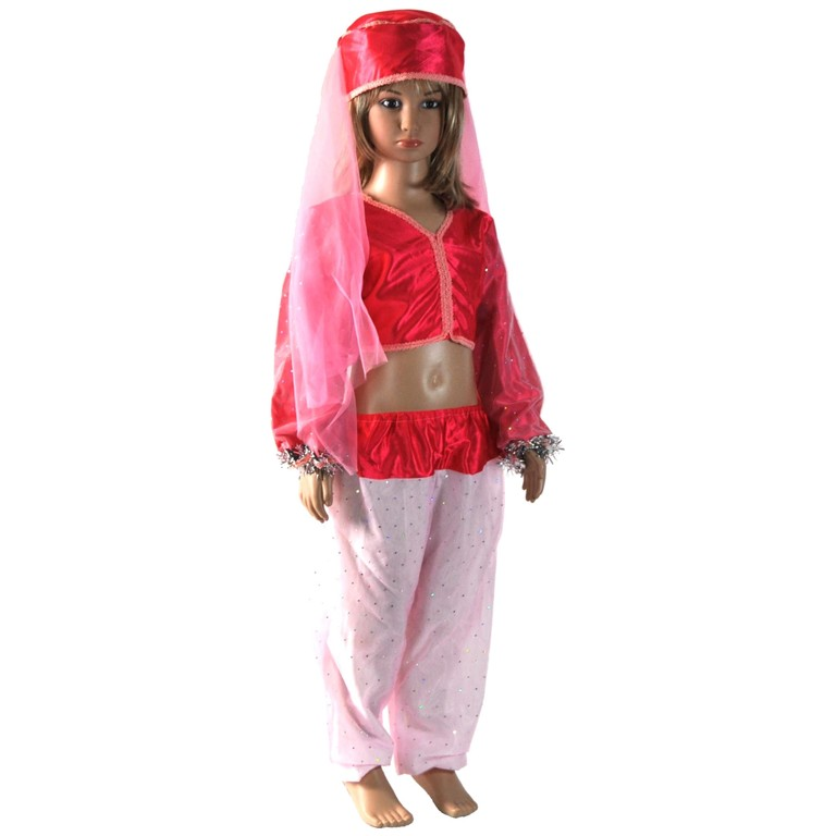 Arabian princess kids kostuum