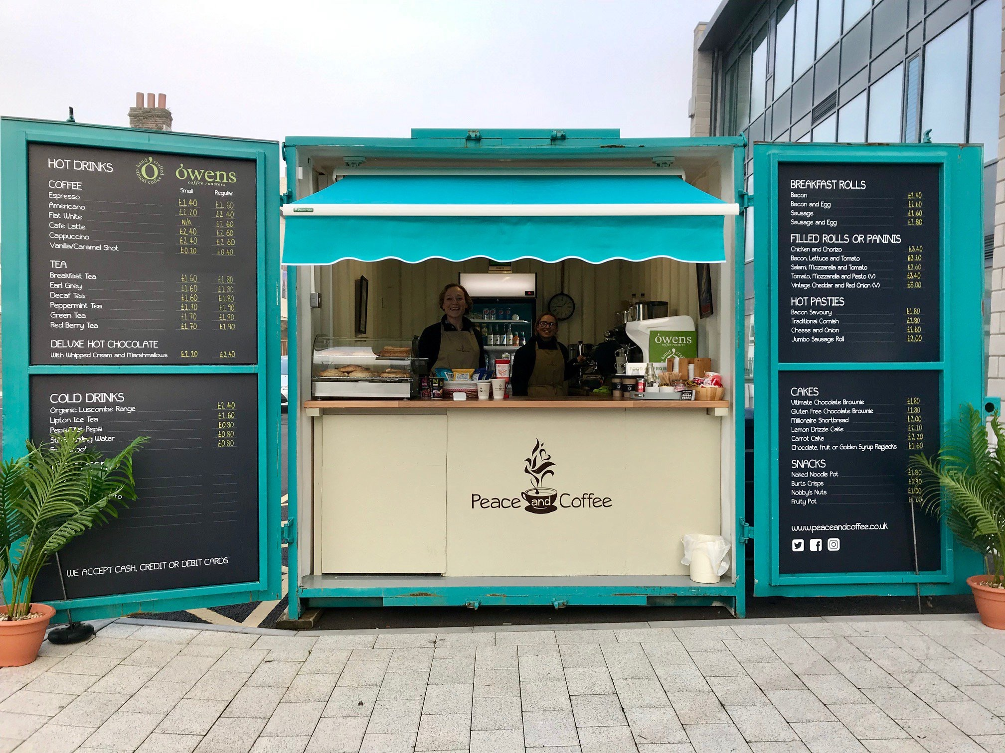Peace And Coffee Ltd