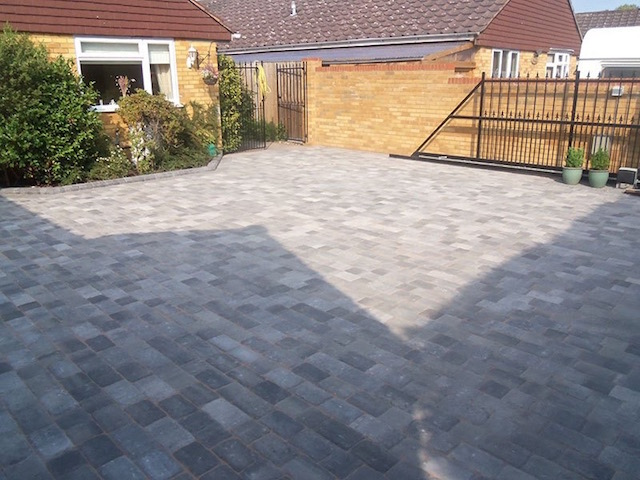 Block Paving Surrey Woking
