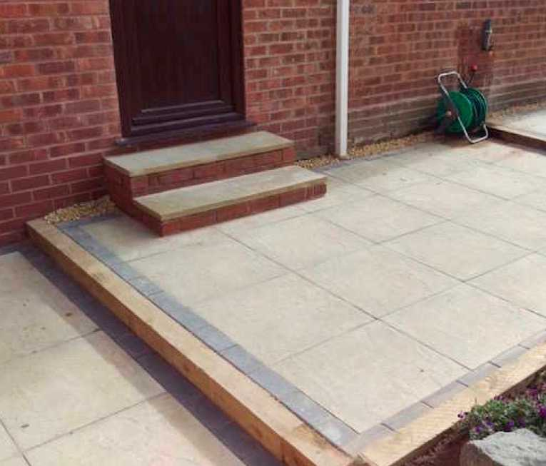 patio firms Durham