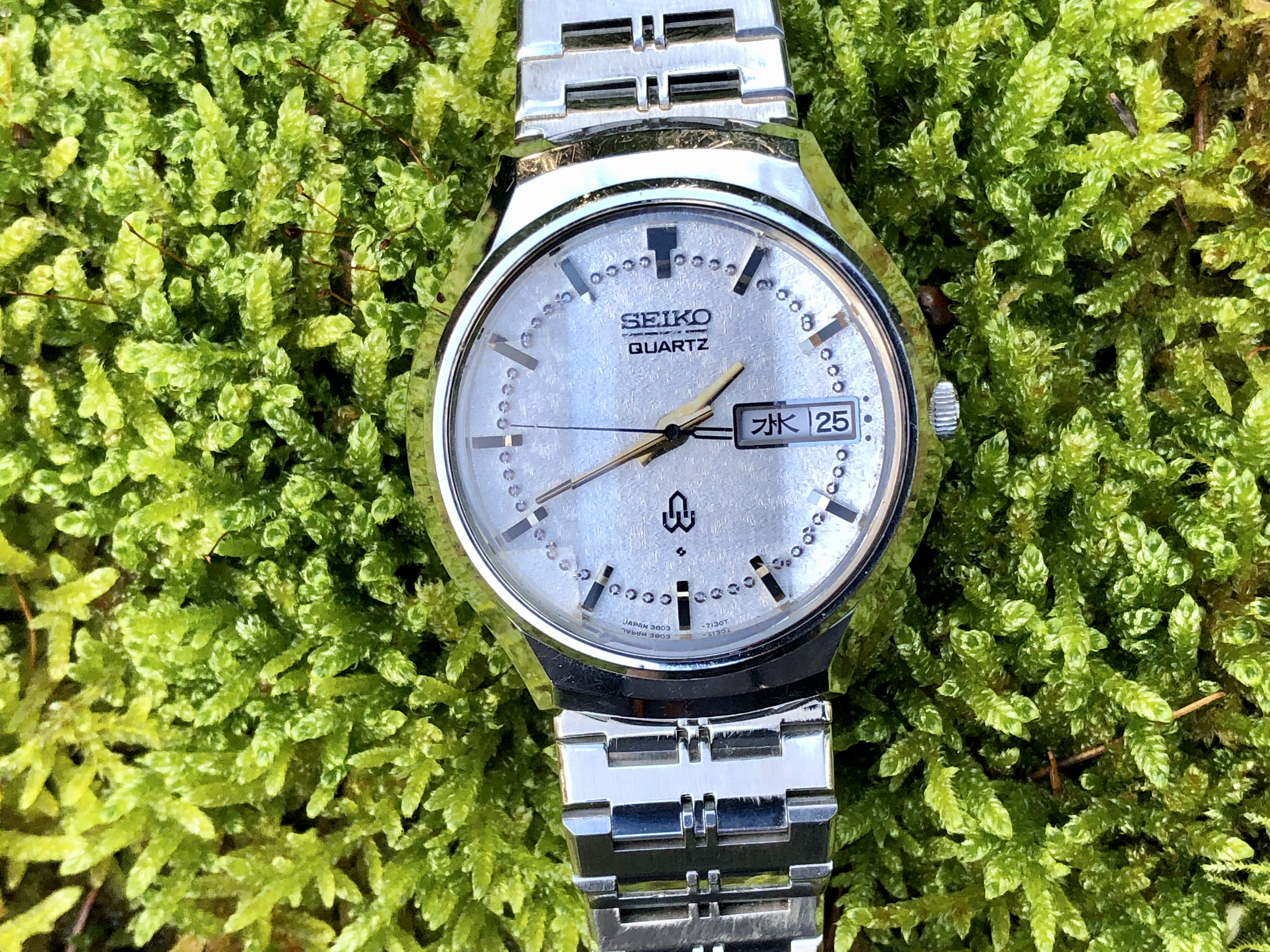 Seiko Quartz 3803-7060 (Sold)