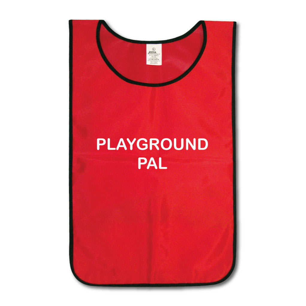 Playground Pal Nylon Tabard For Children