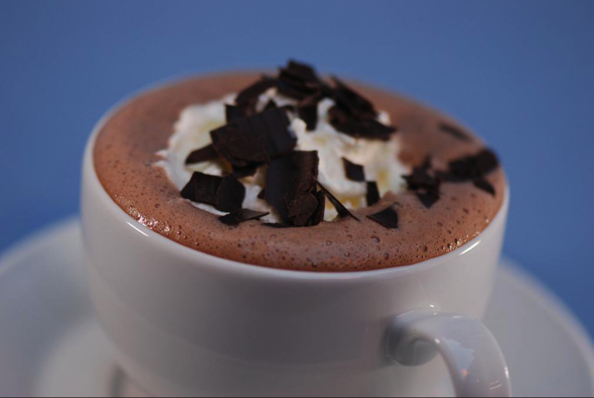 Spicy Aztec Hot Chocolate