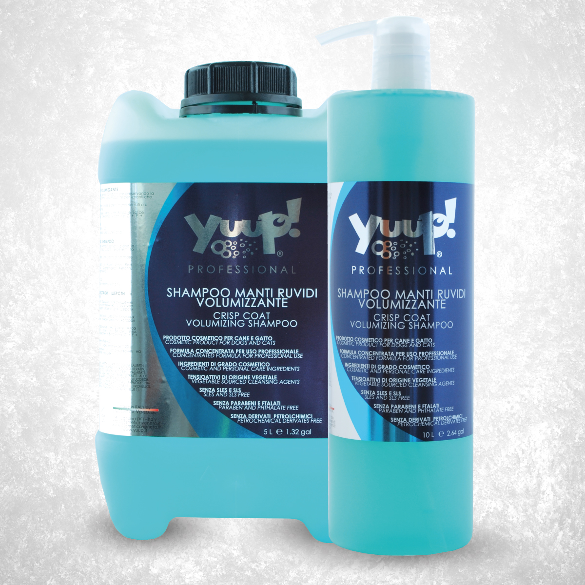 Yuup Crisp Coat Volumizing Shampoo