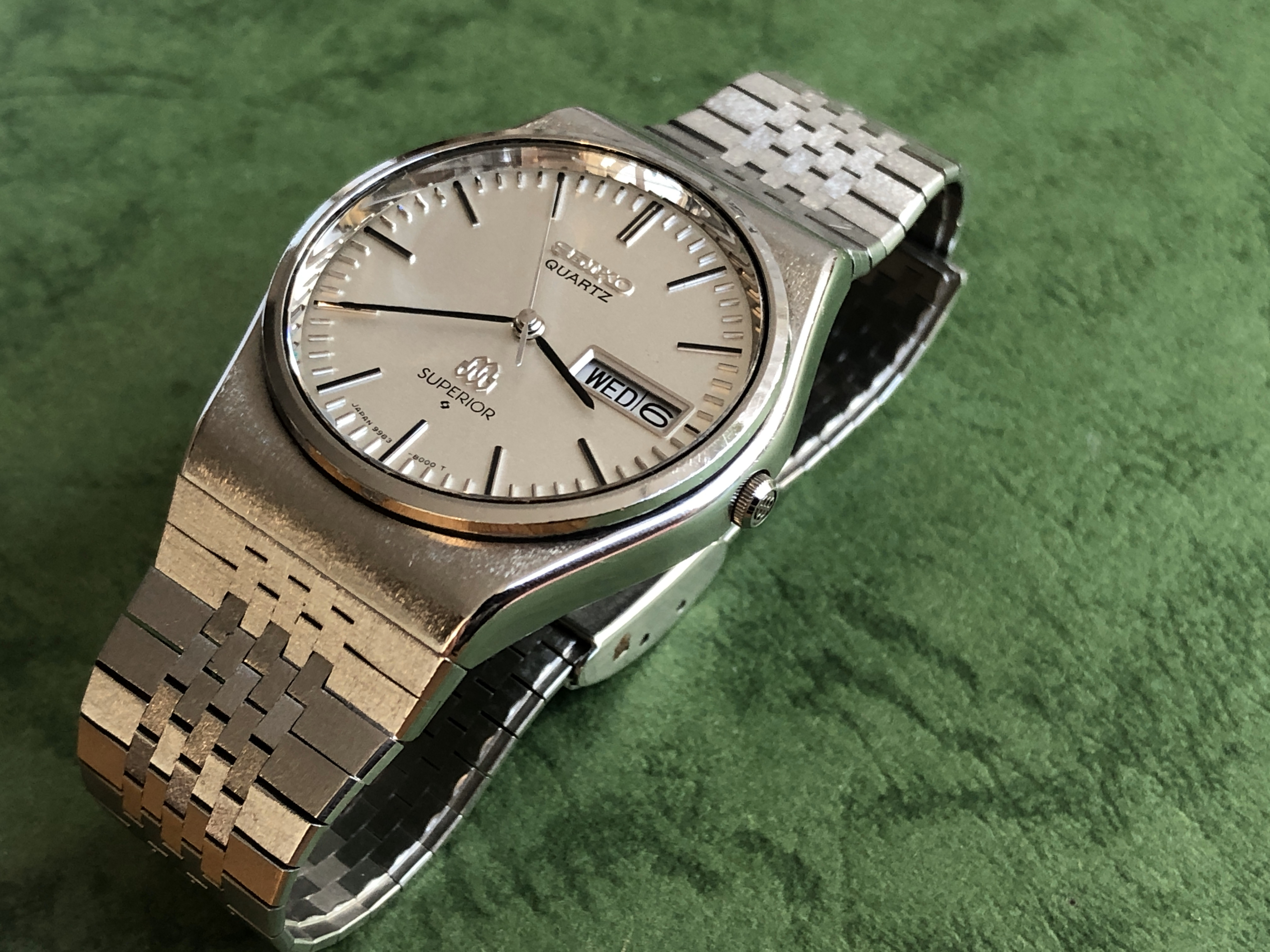 Seiko Superior 9983-8000 (Sold)