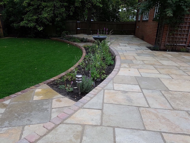 Patio in Sunningdale by Block Paving Surrey