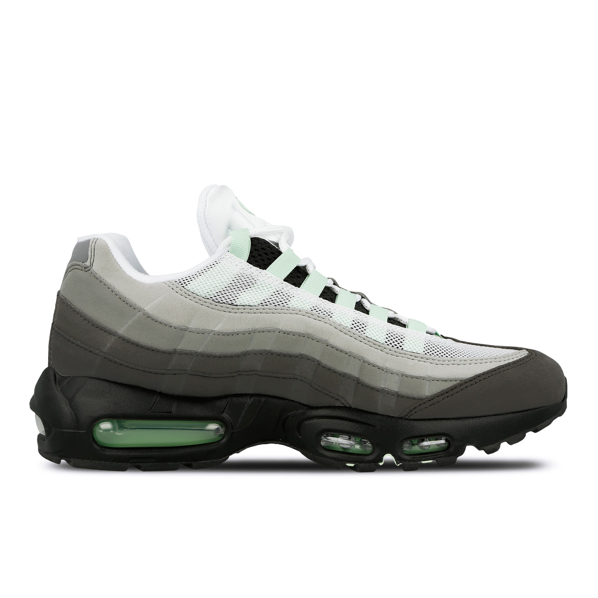 Nike Air Max 95 Wolf Grey-Mint Green