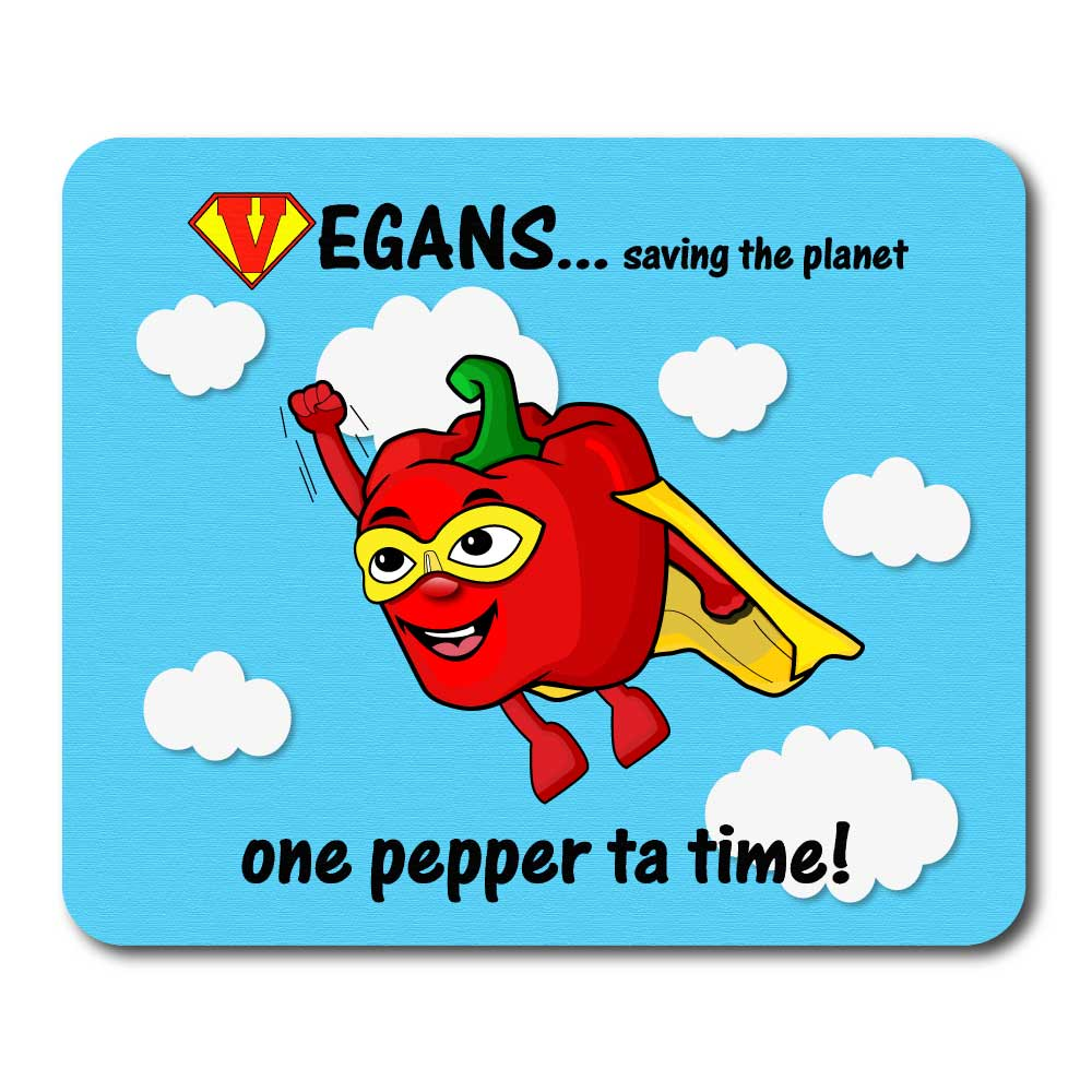 Super Pepper Mouse Mats