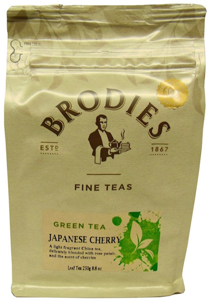 Brodie Melrose Japanese Cherry Loose Leaf Tea
