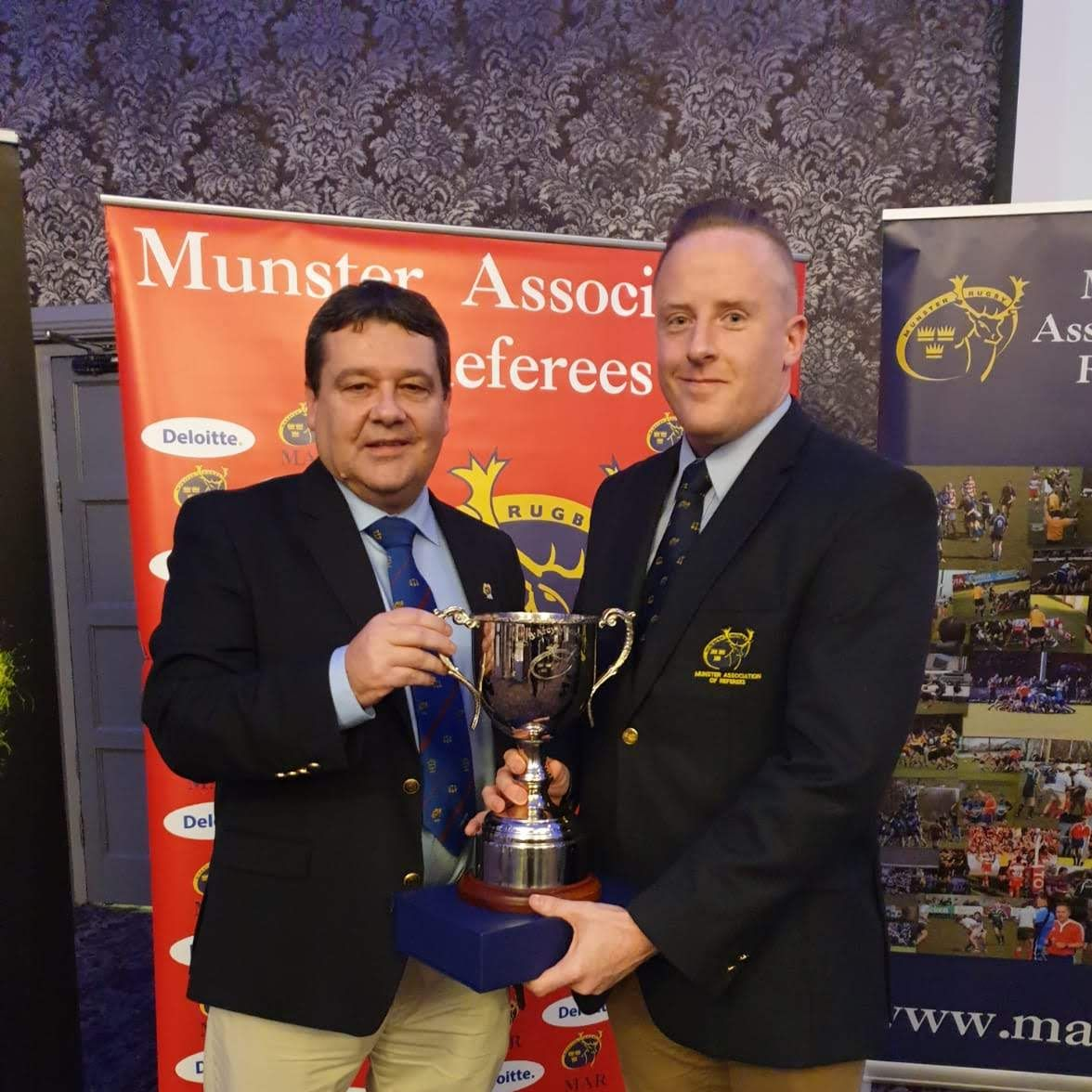 M.A.R. Referee of the Year 2019