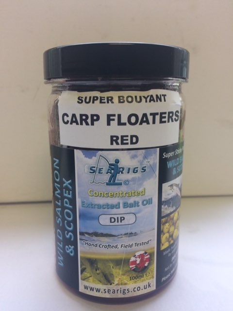 Carp Floaters Various Flavours  20mm