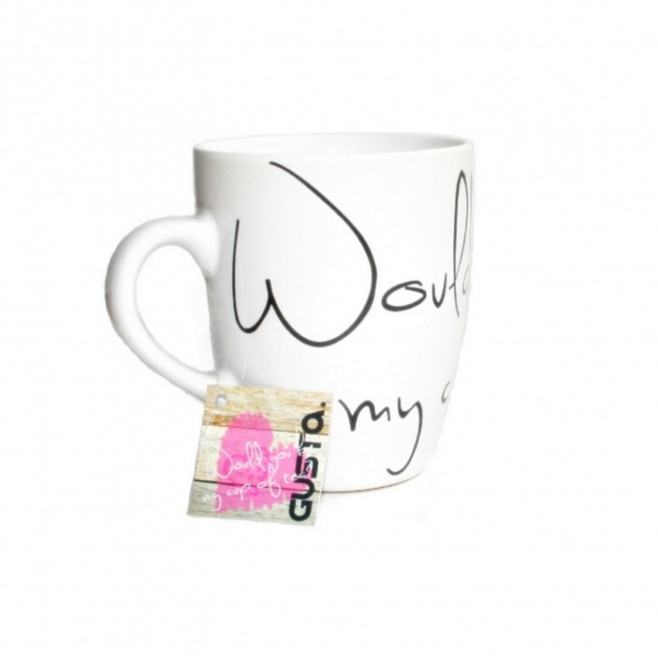Gusta mok - Would you be my cup of Tea