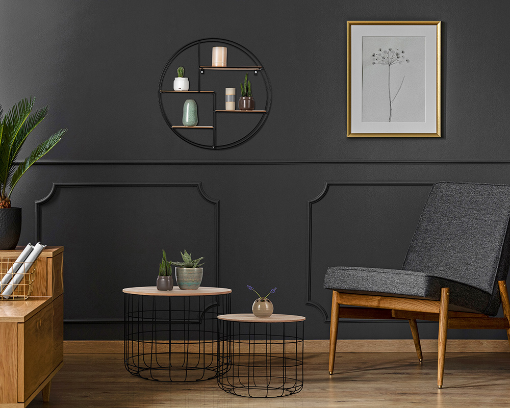WANDREK ROND BLACK