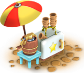 Ice Cream Maker / Lvl. 29 / 38.000