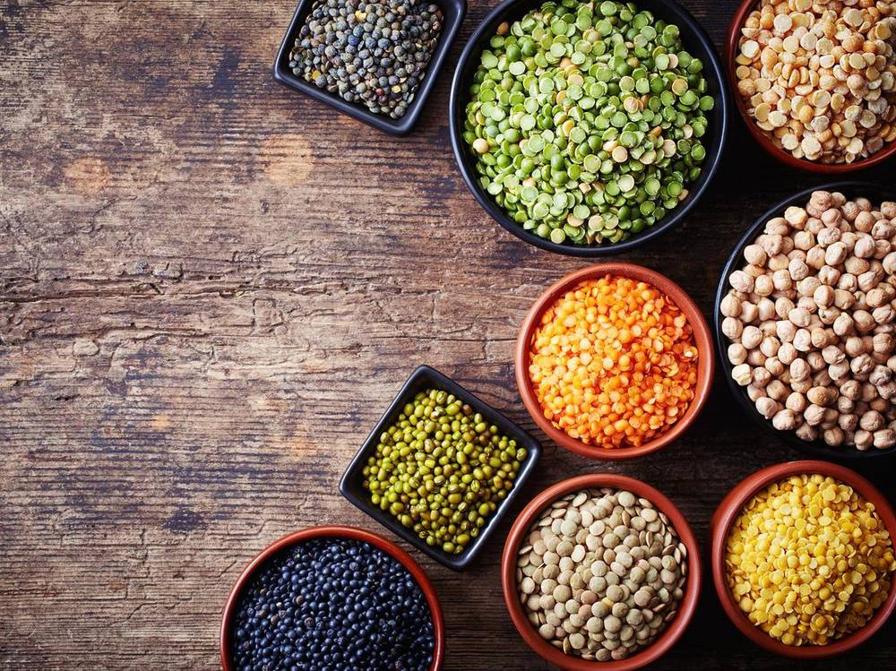 - PROTEIN - Everything you need to know about vegan - friendly protein sources.