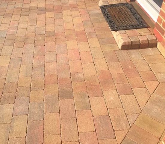 Block paved driveways Chobham