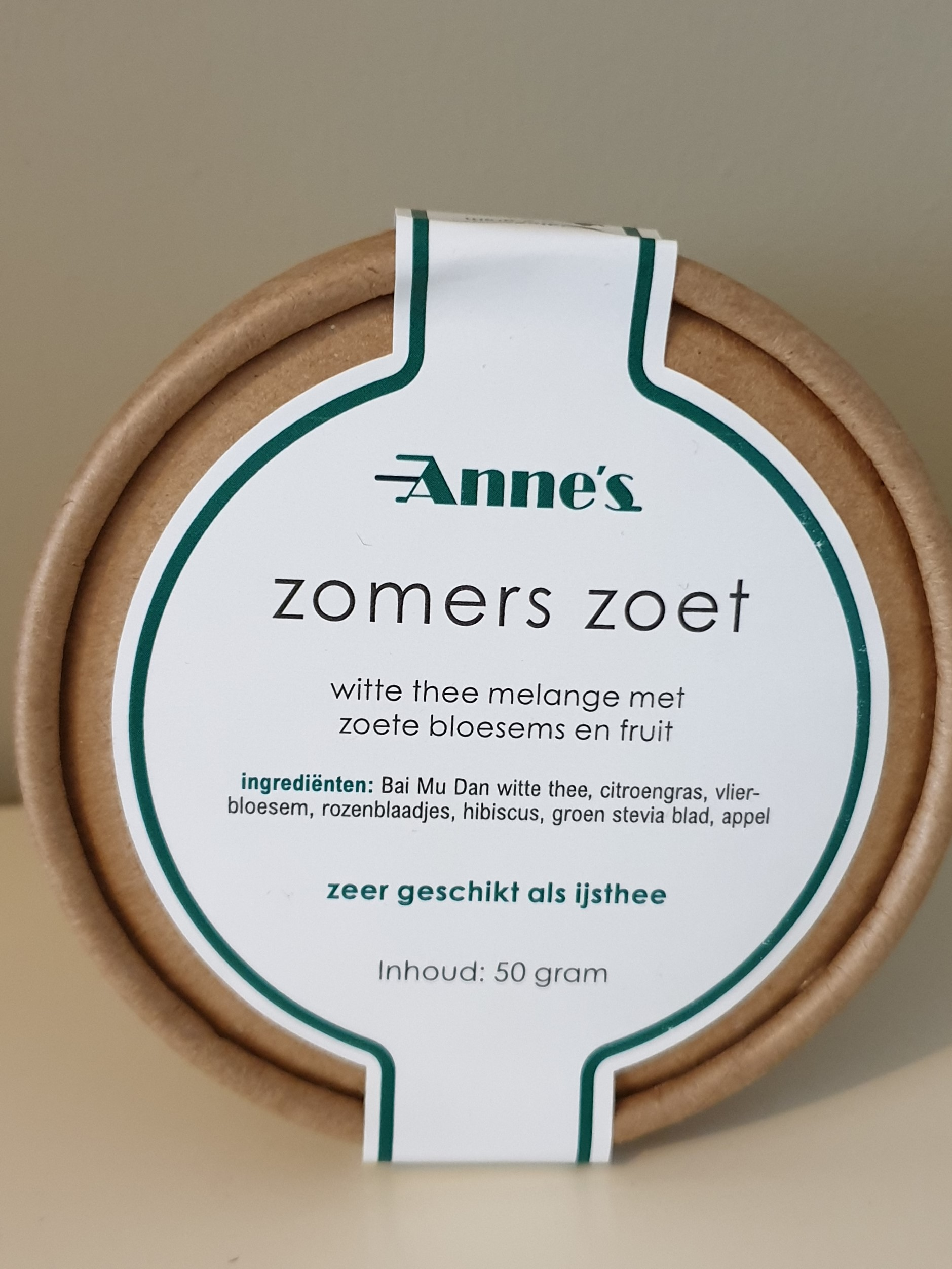 Zomers Zoet