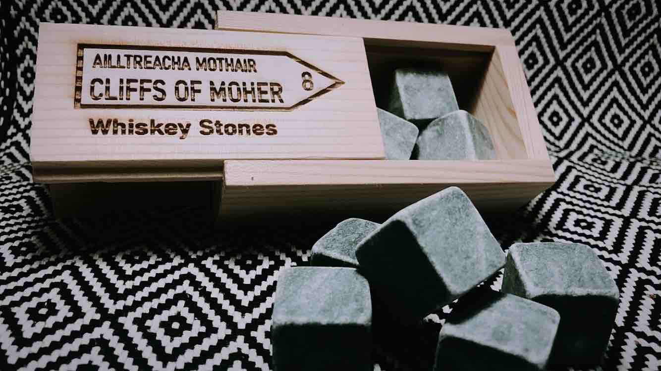 Cliffs of Moher Whiskey Stones