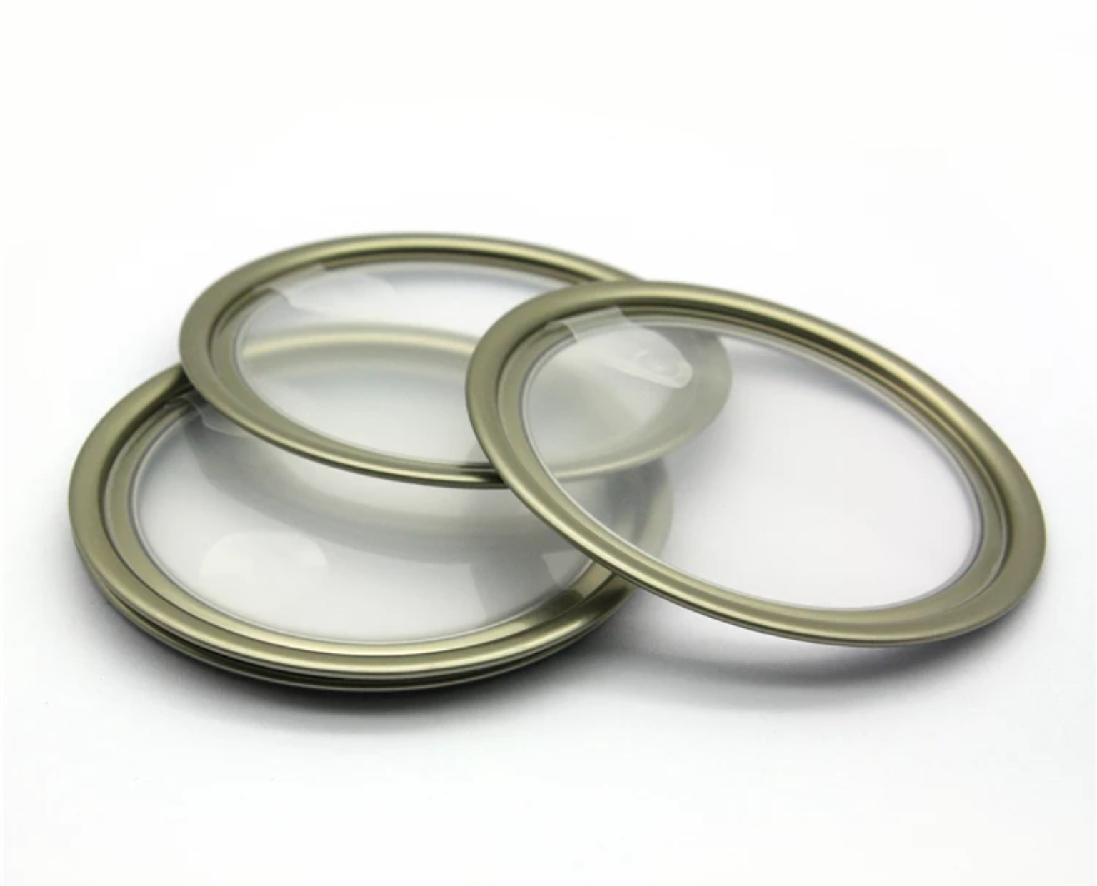 100 Clear Easy Open Peel Off Lids 73mm Diameter £30 + VAT