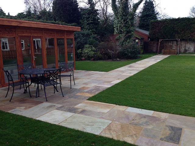 Patios West Byfleet