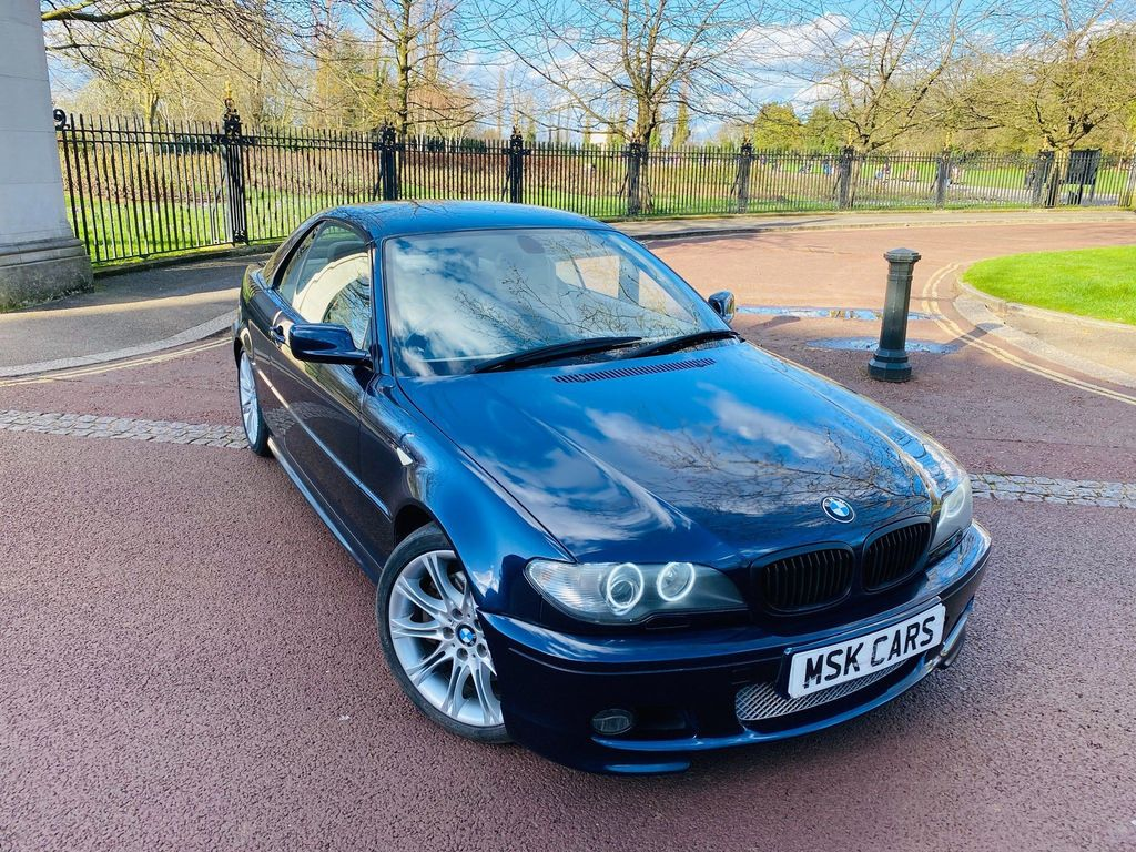 BMW 3 Series 2004 (04 reg) 3.0 330Ci