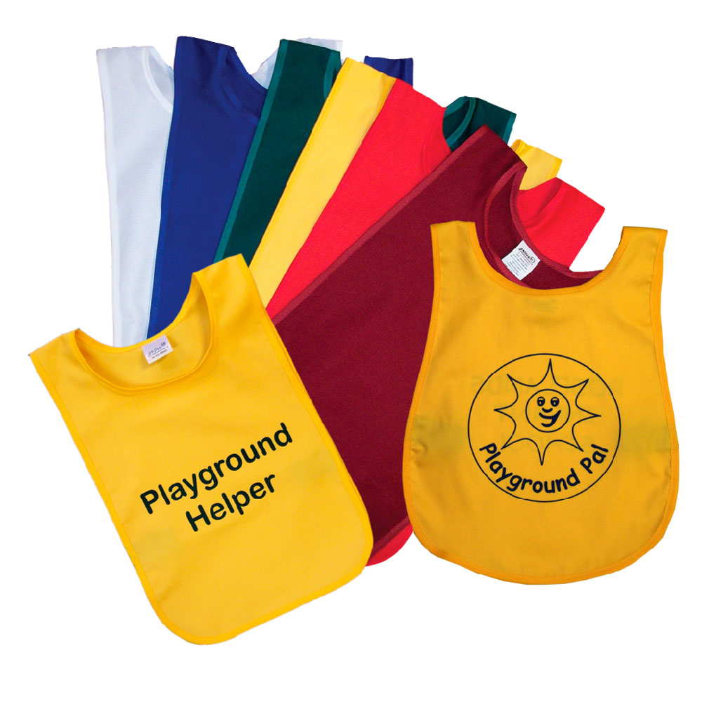 School Mentoring Role Identification Tabards For Children.