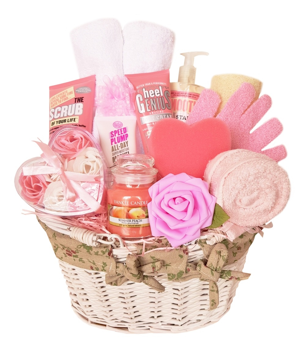 Beautiful Gift Basket for Her