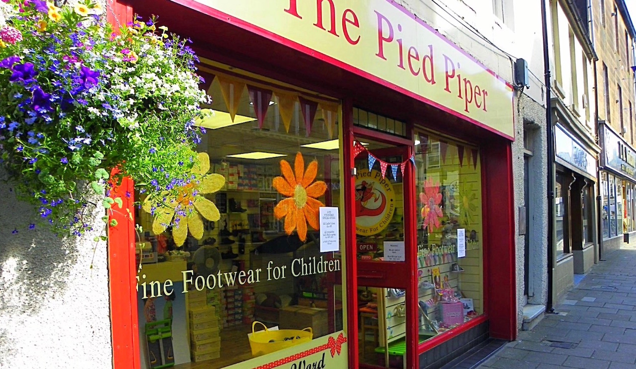The Pied Piper Dumfries
