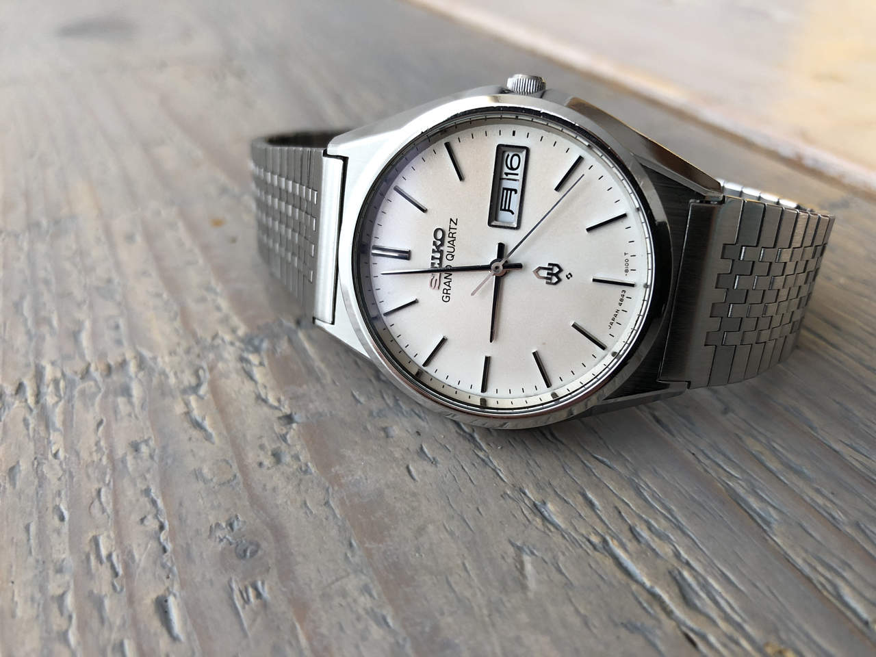 Seiko Grand Quartz 4843-8110 (sold)
