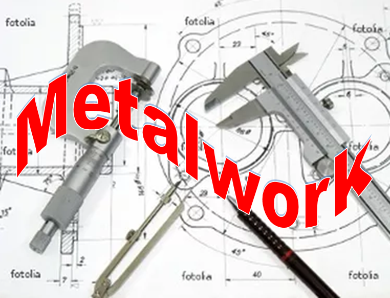 METALWORK - Retain 1st Year books and equipment