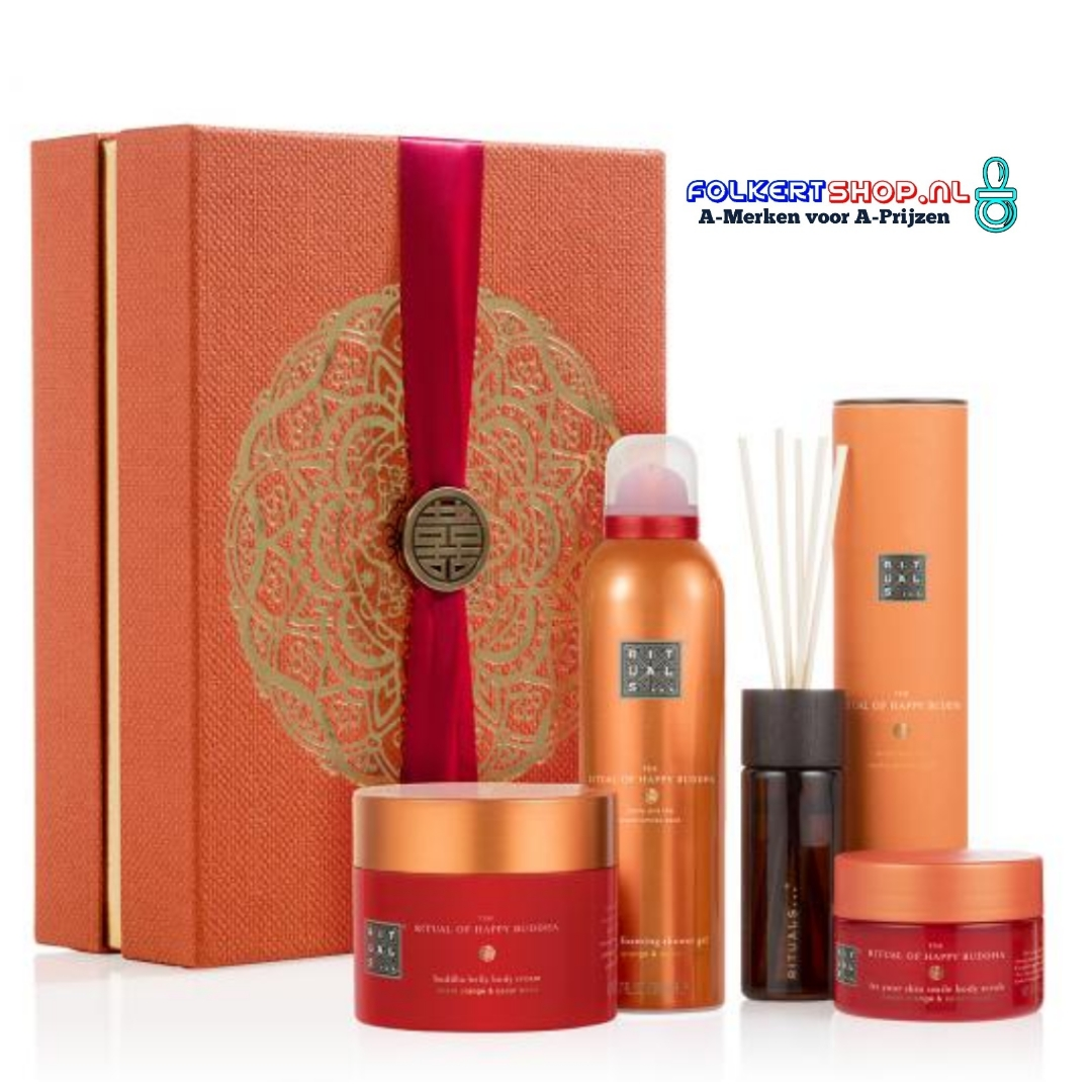 Rituals of Happy Buddha giftset L