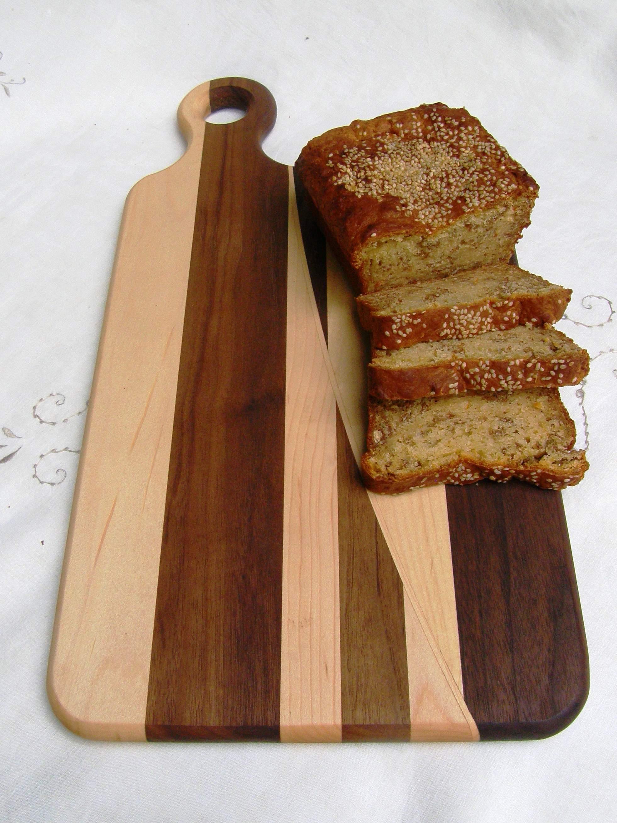 CAFE CREME Chopping & Serving Boards
