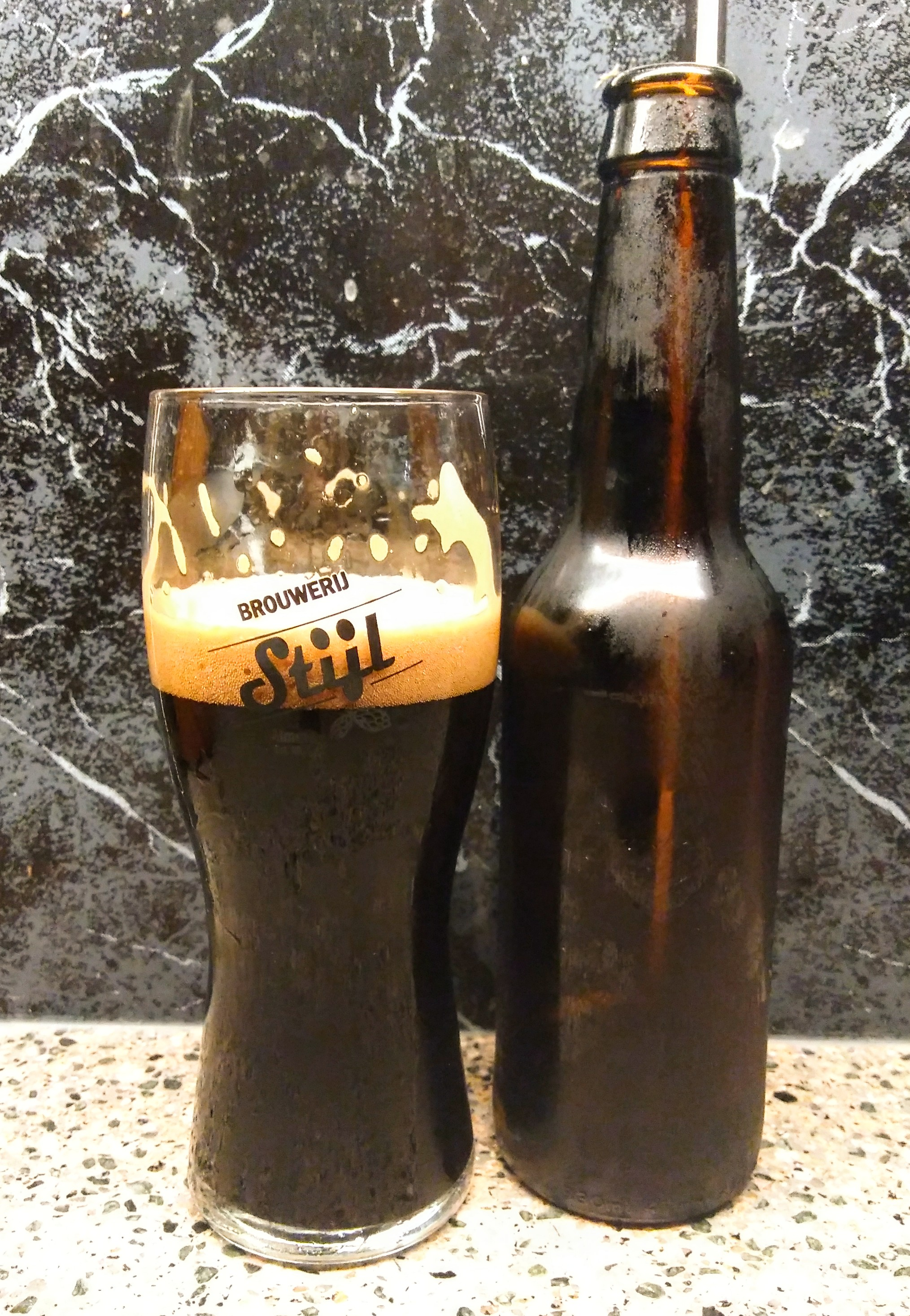 Bierlab 21 Imperial Orange Stout