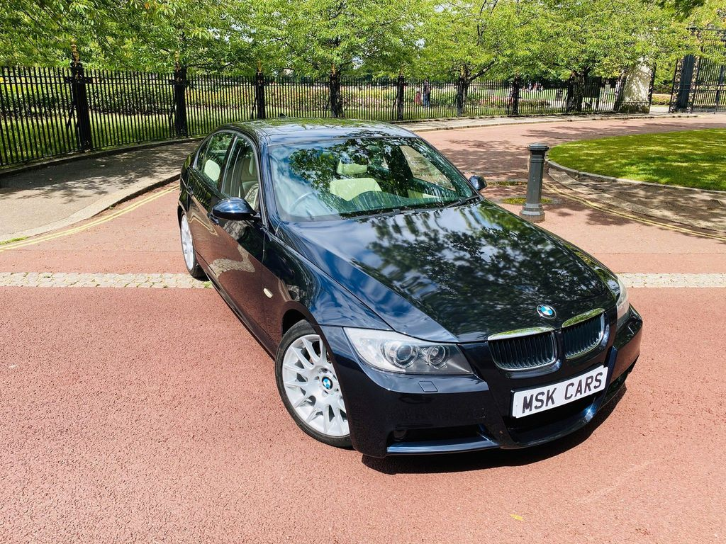 BMW 3 Series 2.0 320i M Sport Edition 4dr