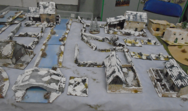 BATTLE OF THE BULGE SPECIAL BATTLE SET
