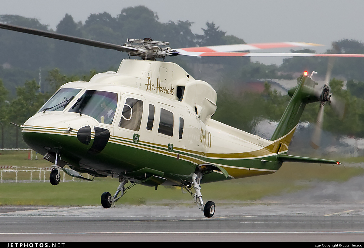 Harrods Aviation reopens Luton and Stansted