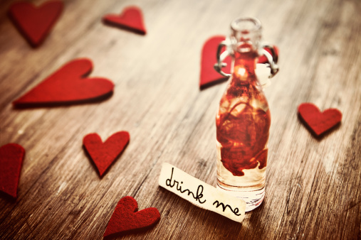 Love Potion (zonder/without E.O.)