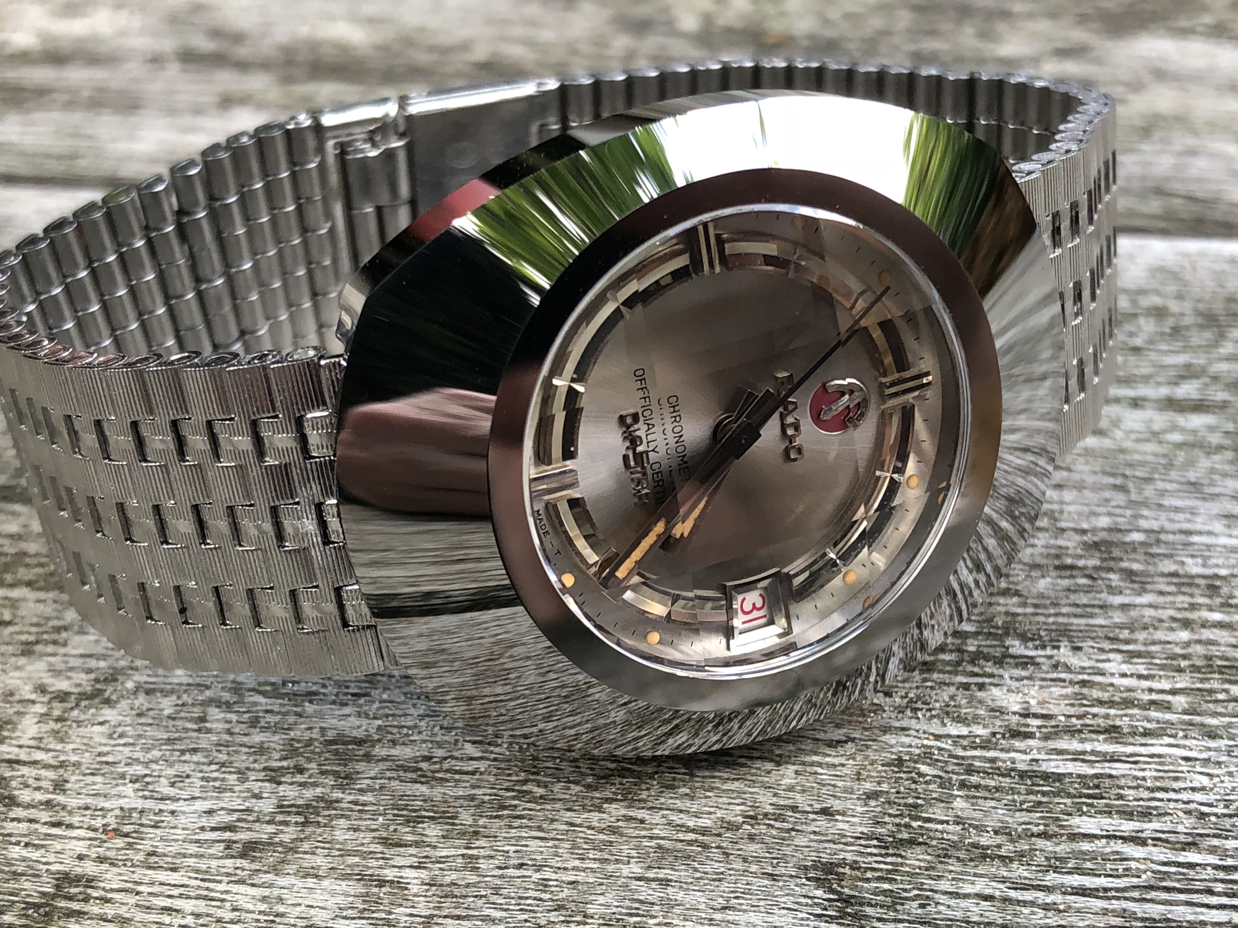 Rado Diastar Chronometer LE (For sale)