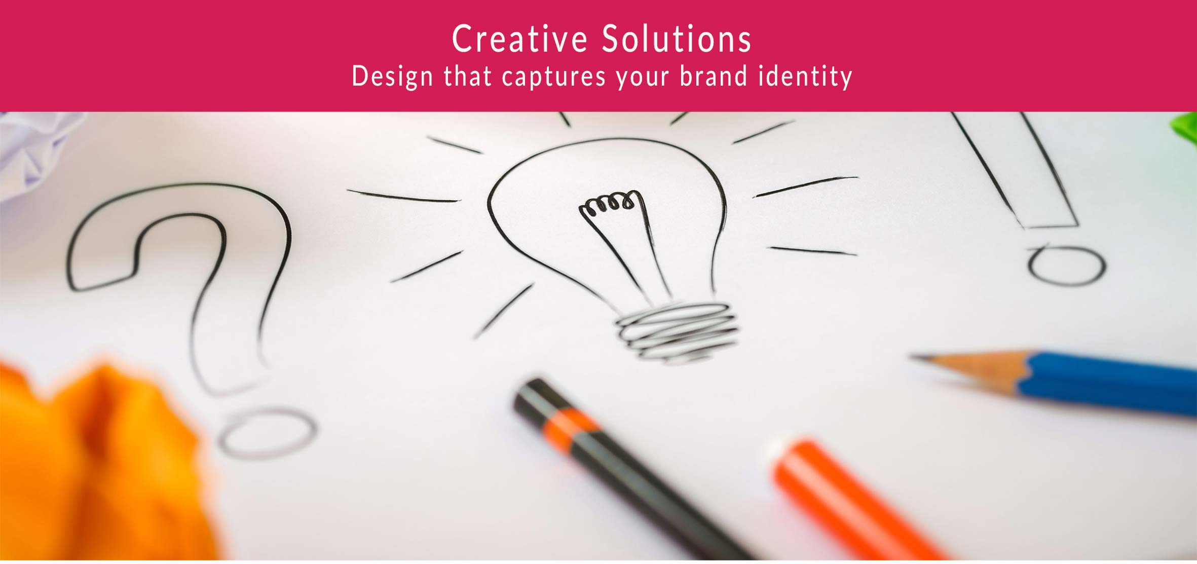 Design that captures your brand identity