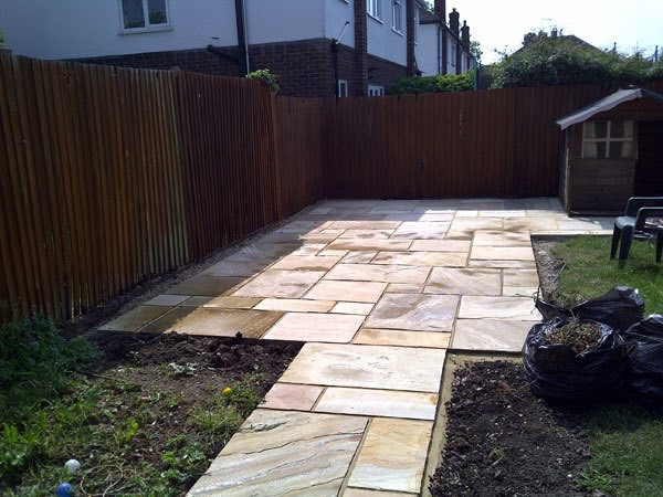 Patios builders Ashford, Middlesex
