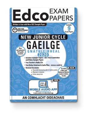 GAEILGE JC EXAM PAPERS - ORDINARY LEVEL - EDCO