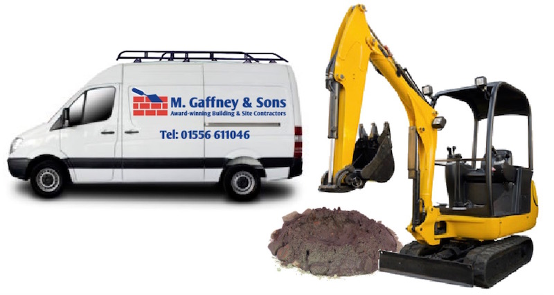 M Gaffney and Sons Dalbeattie are building contractors