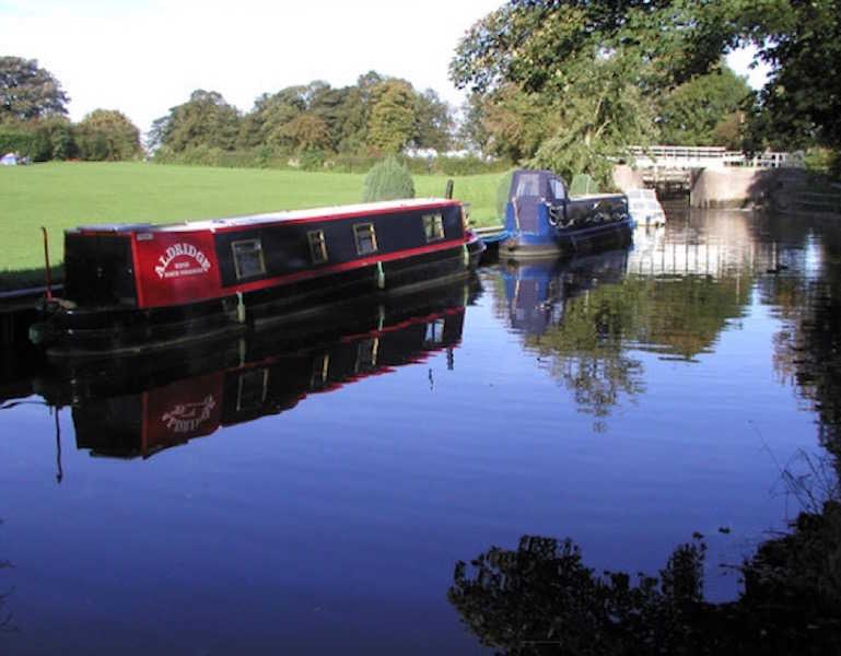 Ripon Canal, North Yorkshire
