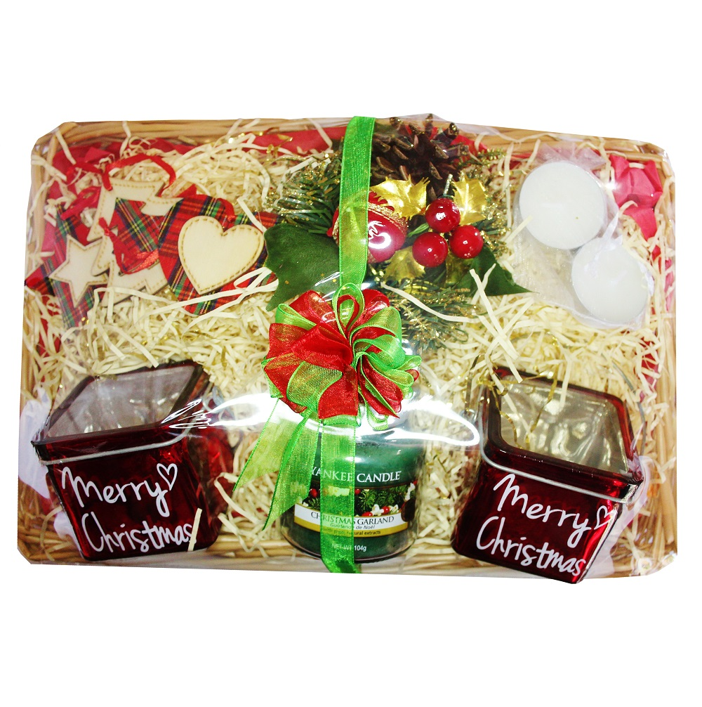 Christmas Scents -  Gift Basket