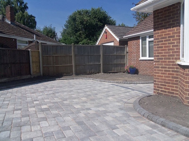 Block paved driveways Lightwater,  Surrey