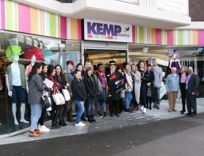KEMP Hospice new retail store opens